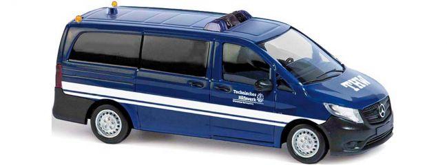 BUSCH 51124 Mercedes-Benz Vito THW | Modellauto 1:87