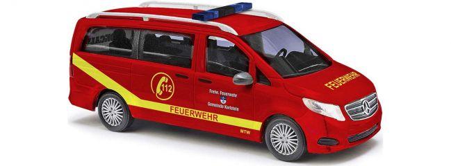 BUSCH 51169 Mercedes-Benz V-Klasse FW Karlstein | Blaulichtmodell 1:87
