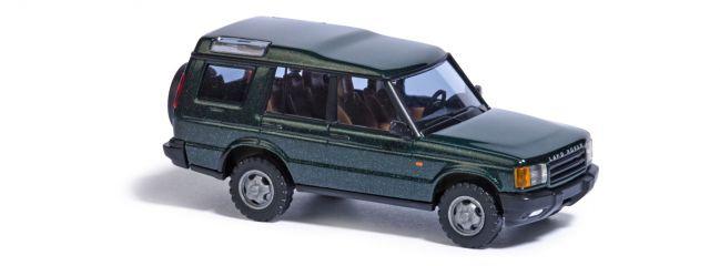 BUSCH 51901 Land Rover Discovery Serie II metallic-dunkelgrün Automodell 1:87