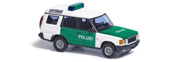 BUSCH 51911 Land Rover Discovery Serie II Polizei Blaulichtmodell 1:87