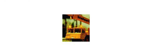 BUSCH 5918 Gelblicht-Blinkset | für 12-16 Volt | Spur H0