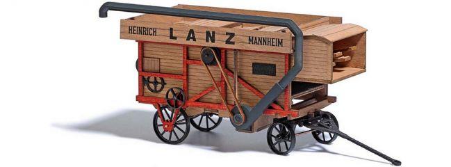 BUSCH 60100 Drehmaschine Lanz   Landwirtschaftsmodell 1:43