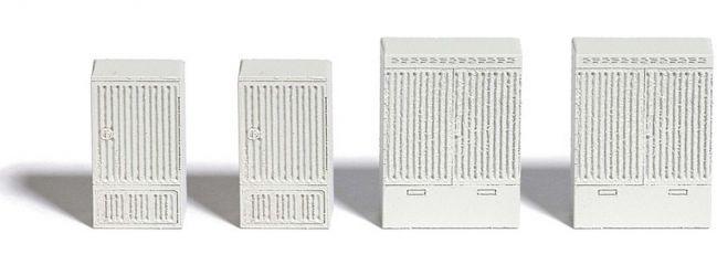 BUSCH 7772 Mini-Set Kabelverzweiger | Bausatz Spur H0