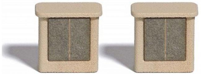 BUSCH 7773 Mini-Set Verteilerkästen | Bausatz Spur H0