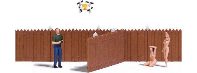 BUSCH 7812 Drohne mit Figuren | Spur H0 1:87