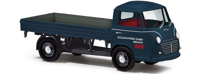 BUSCH 94220 Goliath Express 1100 Edition Goliath-Werk | Modell-LKW 1:87