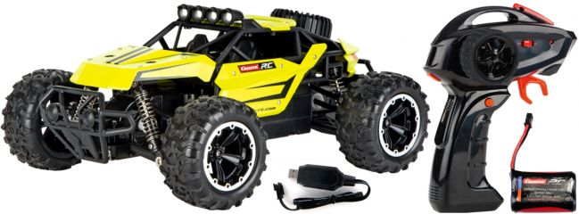 Carrera 160132 Passion Impact RC-Buggy  2.4Ghz | RTR | 4WD | 1:16