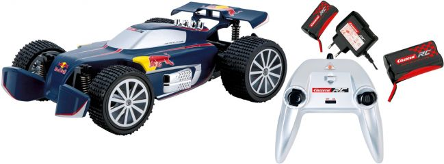 Carrera 162044 Red Bull NX1 RC-Buggy 1:16 | RTR | 2,4 GHz