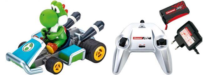 Carrera 162061 Mario Kart 7, Yoshi RC-Kart | RTR | 2,4 GHz | 1:16