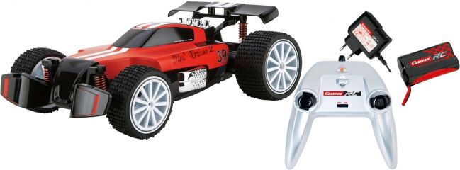 Carrera 162085 Red Cruiser 2 RC-Buggy | RTR | 2,4GHz | 1:16