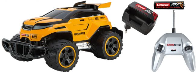 Carrera 180108 Gear Monster RC-Auto | MHz | RTR