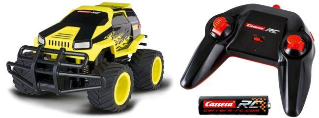 Carrera 181055 Yellow Rider RC-Auto | 2.4GHz | RTR | 1:18