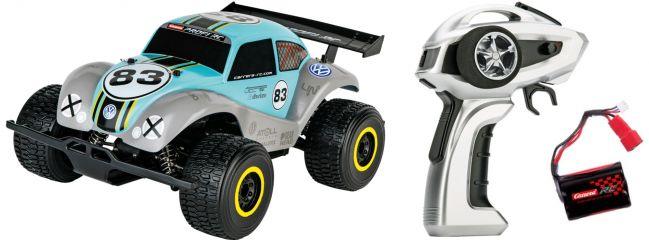 Carrera 183013 Profi VW Beetle -PX- RC-Auto | RTR | 2.4Ghz | 4WD | 1:18