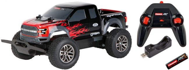 Carrera 184002 Ford Raptor F-150 RC-Auto RTR | 2.4GHz | 1:18