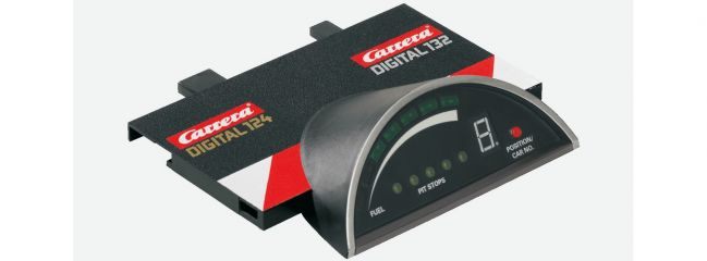 Carrera 30353 Digital 132/124 Driver Display mit Adapter Unit