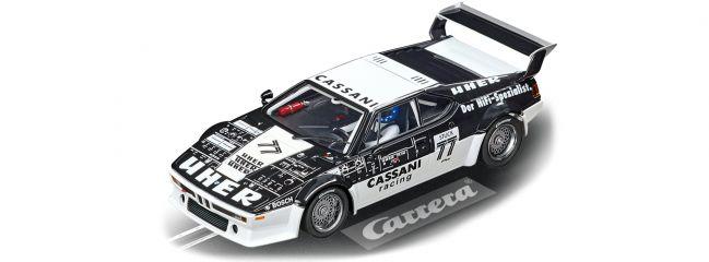 Carrera 30886 Digital 132 BMW M1 Procar | Cassani No.77, 1979 | Slot Car 1:32