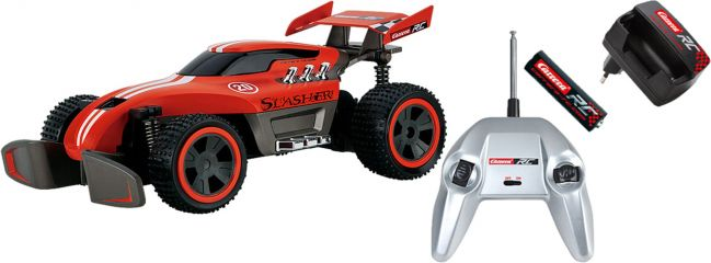 Carrera 201012 Slasher RC-Buggy | RTR | 27 Mhz