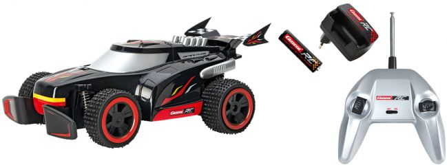 Carrera 201018 Red Speeder RC-Buggy | 27MHz | RTR | 1:20
