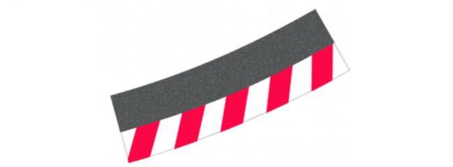 Carrera 20580 Außenrandstreifen Steilkurve 4/15° 1/24 1/32