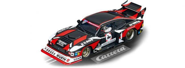 Carrera 23870 Digital 124 Ford Capri Zakspeed Turbo | Würth-Kraus Team, No.1 | Slot Car 1:24