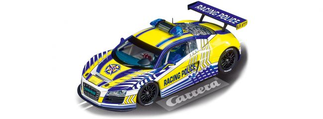 Carrera 23880 Digital 124 Audi R8 LMS | Carrera Racing Police | Slot Car 1:24