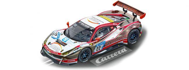 Carrera 20027591 Evolution Ferrari 488 GT3 | WTM Racing, No.22 | Slot Car 1:32