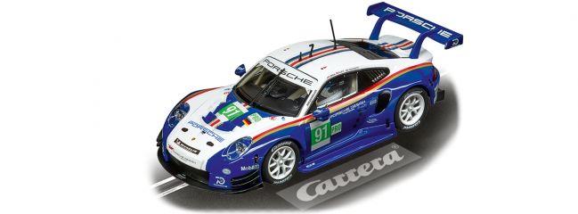 Carrera 27608 Evolution Porsche 911 RSR #91   956 Design   Slot Car 1:32