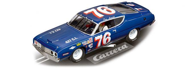 Carrera 27616 Evolution Ford Torino Talladega | No.76, 1970 | Slot Car 1:32