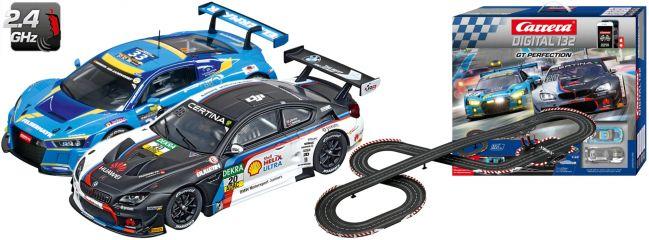 Carrera 30198 Digital 132 GT Perfection | WIRELESS+ | Autorennbahn Grundpackung 1:32