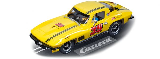 Carrera 30906 Digital 132 Chevrolet Corvette Sting Ray No.35 | Slot Car 1:32
