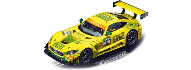 Carrera 30910 Mercedes-AMG GT3 | MANN-FILTER HTP, No.47 | Slot Car 1:32