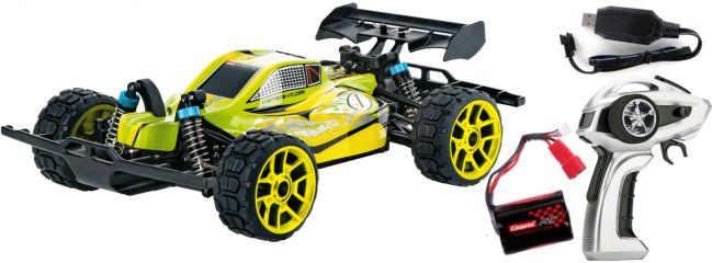 Carrera 183012 Profi Lime Star RC-Buggy | 2.4Ghz | RTR | 4WD | 1:18