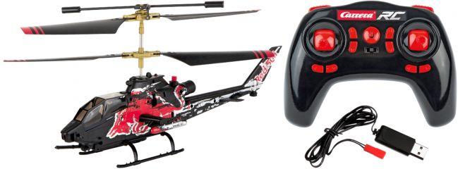 Carrera 501040 Red Bull Cobra TAH-1F RC Helikopter | 2.4GHz | RTF
