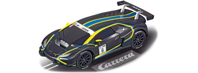 Carrera 41425 Digital 143 Lamborghini Huracan GT3 2015 | Vincenzo Sospiri, No.6 | Slot Car 1:43