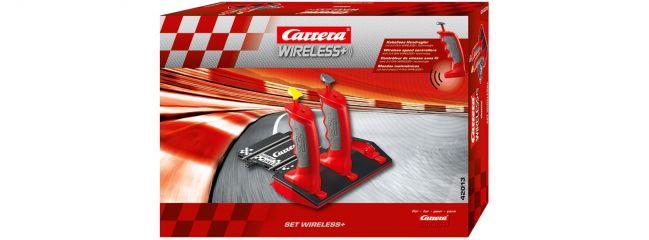 Carrera 42013 Digital 143 Wireless+ Set Anschlussschiene | 2.4 GHz | inkl. 2 Handregler