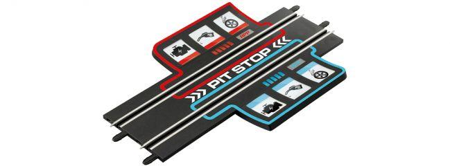 Carrera 61664 Go!!! Plus Pit-Stop-Game Schiene | Slot-Zubehör 1:43