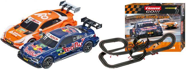 Carrera 62448 Go!!! DTM Speed Club | Autorennbahn Grundpackung 1:43