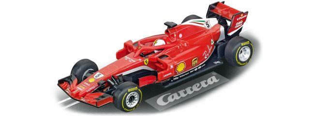Carrera 64127 Go!!! Ferrari SF71H | S.Vettel, No.5 | Slot Car 1:43