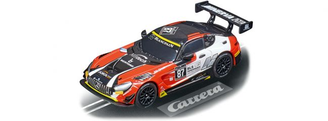Carrera 64135 Go!!! Mercedes-AMG GT3 | AKKA-ASP, No.87 | Slot Car 1:43