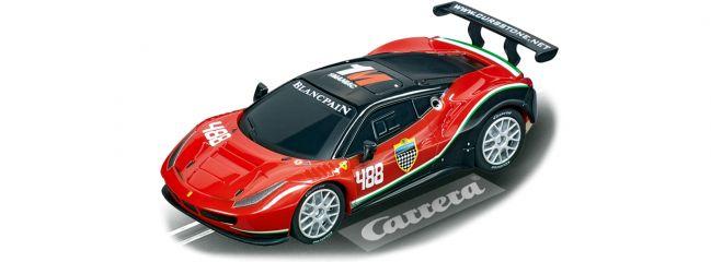 Carrera 64136 Go!!! Ferrari 488 GT3 | AF Corse, No.488 | Slot Car 1:43