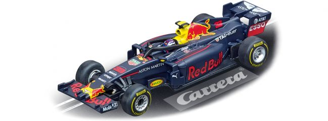 Carrera 64144 Go!!! Red Bull Racing RB14   M.Verstappen, No.33   Slot Car 1:43