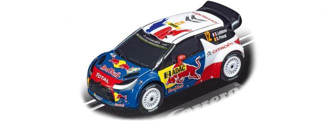 Carrera 64155 Go!!! Citroen DS3 WRC St.Lefebvre | Slot Car 1:43