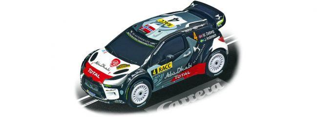 Carrera 64156 Go!!! Citroen DS3 WRC M.Ostberg | Slot Car 1:43