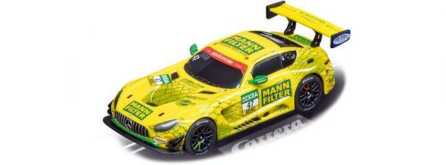 Carrera 64169 Go!!! Mercedes-AMG GT3   MANN-FILTER HTP, No.47   Slot Car 1:43