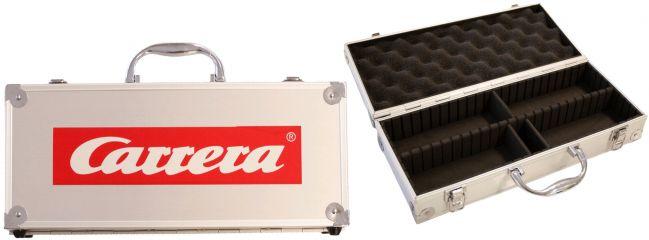 Carrera 70462 Fahrzeugkoffer klein | für Fahrzeuge im Maßstab 1:32