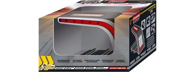 Carrera 71598 Go!!! Elektronischer Rundenzähler mit LCD