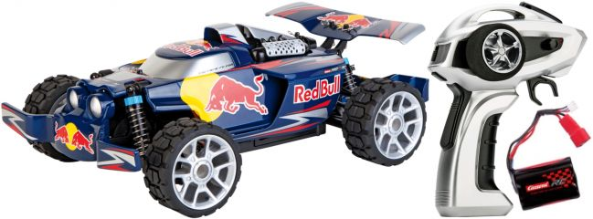 Carrera 183015 Profi Red Bull NX2 -PX- RC-Auto | RTR | 2.4Ghz | 4WD | 1:18