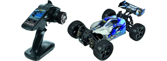 CARSON 500404060 X16 Mini Warrior Buggy Brushless RTR RC Auto 1:16