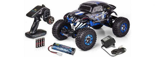 CARSON 500404169 X-Crawlee XL Beetle 2.4GHz | RC Crawler RTR 1:10