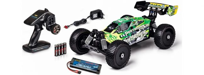 CARSON 500404188 FY10 Buggy Destroyer 2.0 | 2S | GHz | RC Auto Komplett-RTR 1:10